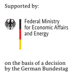 Supported by: Federal Ministry for Economic Affairs and Energy